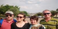 Romania Soweto tour
